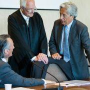 Sal. Oppenheim-Prozess: «Letzte Worte» der Angeklagten (Foto)