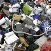 Bundestag beschließt Rücknahmepflicht für Elektromüll (Foto)