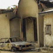 Terror in Nigeria: Boko Haram ermordet 150 Männer (Foto)