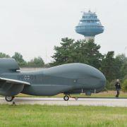 Rückkehr von «Euro Hawk» kostet fast 200 Millionen (Foto)