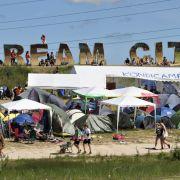 Rockfans feiern Stars beim größten Festival Nordeuropas (Foto)