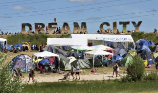 """Dream City"" Roskilde. (Foto)"