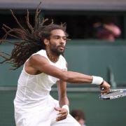 So tickt der deutsche Rasta-Mann des Tennis (Foto)