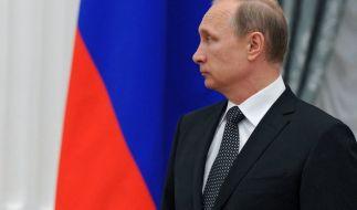 Putin führt ein strenges Regime. (Foto)