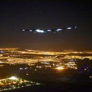 Sonnenflieger nach riskantem Flug auf Hawaii gelandet (Foto)