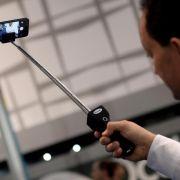Größter deutscher Freizeitpark verbietet Selfie-Sticks (Foto)