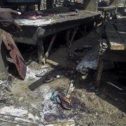 Über 50 Tote bei Islamistenanschlag in Nigeria (Foto)