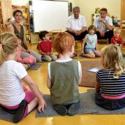 24-Stunden-Kita! Kinderbetreuung rund um die Uhr (Foto)