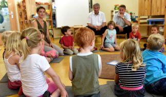 Familienministerin Manuela Schwesig fordert eine 24-Stunden-Kita. (Foto)