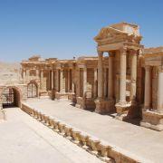 Islamischer Staat köpft Chef-Archäologen von Palmyra (Foto)