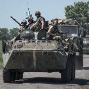 OSZE: Lage in der Ostukraine verschlechtert sich (Foto)