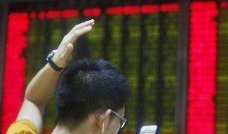 Chinas Broker wollen Börse mit Milliardensummen stützen (Foto)