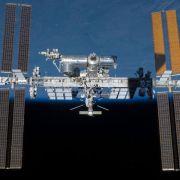 Versorgungsschiff erreicht Raumstation ISS (Foto)