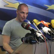 Griechisches Nein löst EU-Krisendiplomatie aus (Foto)