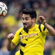 Dortmund-Star Ilkay Gündogan gegen miese Fan-Angriffe (Foto)