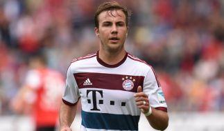 Götze-Berater hadert mit dem FC Bayern. (Foto)