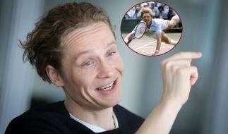 Mathias Schweighöfer will die Karriere von Boris Becker verfilmen. (Foto)