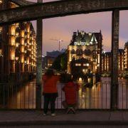 Hamburg jubelt – Speicherstadt und Kontorhausviertel werden Weltkulturerbe (Foto)