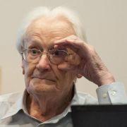 Anklage fordert dreieinhalb Jahre Haft für früheren SS-Mann (Foto)