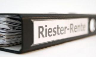 Studie: Geringverdiener profitieren kaum von Riester-Rente (Foto)