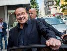 Der ehemalige italienische Ministerpräsident Silvio Berlusconi. (Foto)