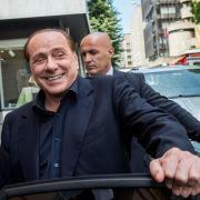 Bestechung: Bunga-Bunga-Berlusconi zu drei Jahren Haft verurteilt (Foto)