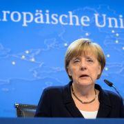 Genehmigt Merkel ein drittes Hilfsprogramm? (Foto)