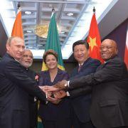 Brics-Gipfel in Russland: Ist das die Allianz gegen den Westen? (Foto)