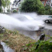 Studie: Mehr Rekord-Regenfälle weltweit (Foto)
