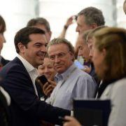 Athen beantragt drittes Hilfspaket (Foto)