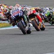 Deutschland-Rennen der MotoGP: Marquez vor Rossi (Foto)
