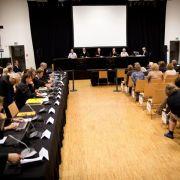 Kritik an niedriger Strafmaßforderung im Auschwitz-Prozess (Foto)