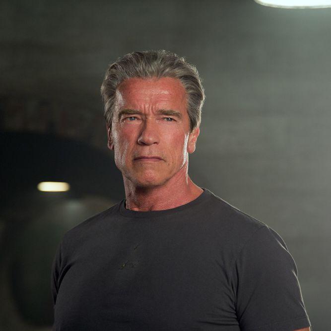 Arnold Schwarzenegger will Präsident werden (Foto)