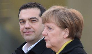 Tsipras hofft auf mehr Geld von der EU. (Foto)