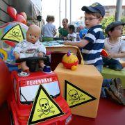 Schadstoff-Alarm! Das müssen Eltern jetzt beachten (Foto)