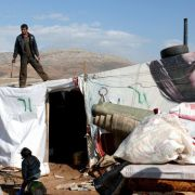 UN: Mehr als vier Millionen Syrer ins Ausland geflüchtet (Foto)