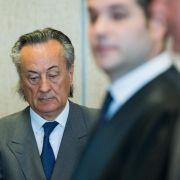 Vier Ex-Bankchefs von Sal. Oppenheim verurteilt (Foto)