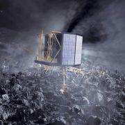 «Philae» meldet sich wieder - doch Experten wundern sich (Foto)