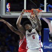 NBA-Star zu Vertragsverhandlungen eingesperrt (Foto)