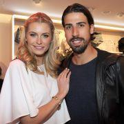 Hier noch glücklich vereint: Lena Gercke und Sami Khedira.