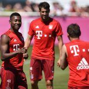Bayern-Allstars unterliegen Inter Mailand mit 1:0 (Foto)