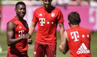 Der FC Bayern München peilt erneut das Triple an. (Foto)