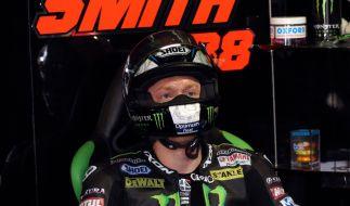 Bradley Smith belegt mit seiner Tech-3-Yamaha momenten den sechsten Rang der Weltmeisterschaft. (Foto)