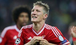 Bastian Schweinsteiger: In München bereits Legende. (Foto)