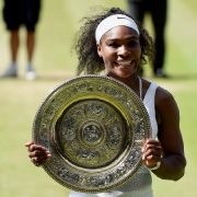 "Weltranglisten-Erste macht ""Serena-Slam"" perfekt (Foto)"