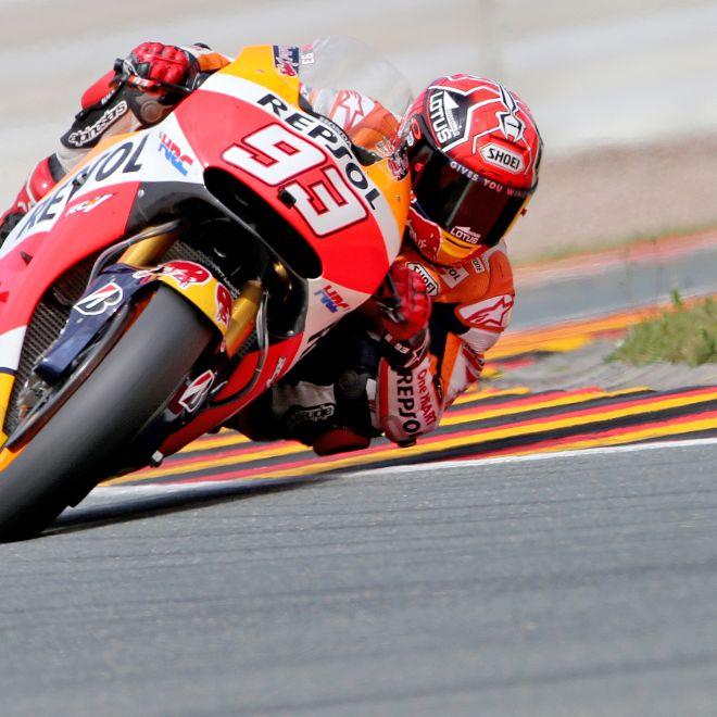 Rekord-Pole für Márquez: So will er das Rennen gewinnen (Foto)