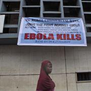 Ebola-Länder erhalten 3,4 Milliarden Dollar an Hilfen (Foto)