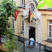 «Sonderinspektion» für Deutsche Schule in Istanbul (Foto)
