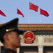 Verfolgungswelle gegen Bürgerrechtsanwälte in China (Foto)