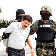 """Großfahndung! Drogenbaron """"El Chapo"""" auf der Flucht (Foto)"""